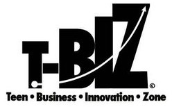 Teen Business Innovation Zone Logo