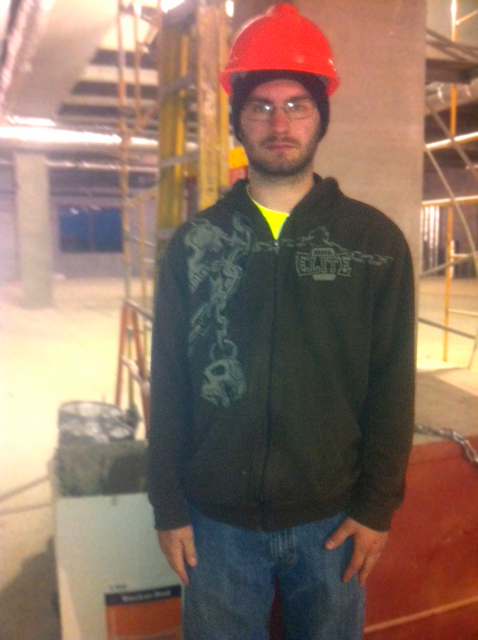 Matt Zerbe on Co-op with TRA Electrical