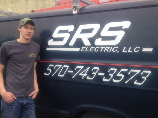 Ryan at SRS Electrical