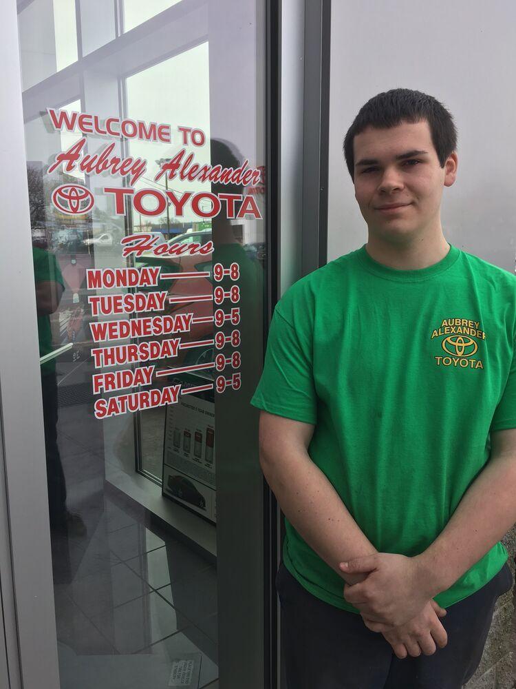 Aubrey Alexander Toyota >> Austin Long Aubrey Alexander Toyota Sun Area Technical